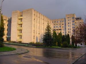 Westukrainisches spezialisiertes kindliches medizinisches Zentrum